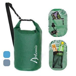 Artemis – Floating Waterproof Dry Bag with Internal Pockets and Key Clip for Outdoors