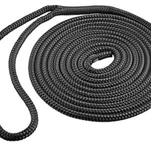 Shoreline Marine Double Braided Nylon Dock Line