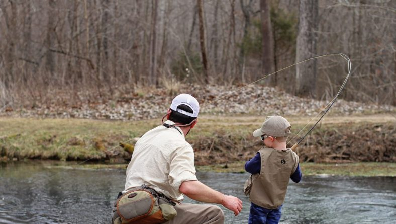 Summer Fishing Fun For You and the Family